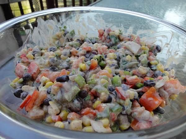 Creamy Black Bean Salsa Recipe