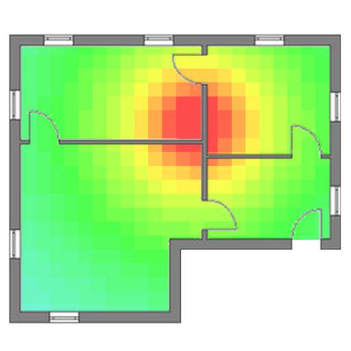 WiFi Heatmap - Apps on Google Play