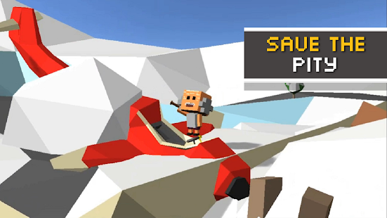 Little Rescue Machine screenshot