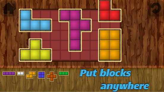 Brain It On: Puzzle Block - náhled
