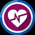 Unique Heart Rate Tracker icon