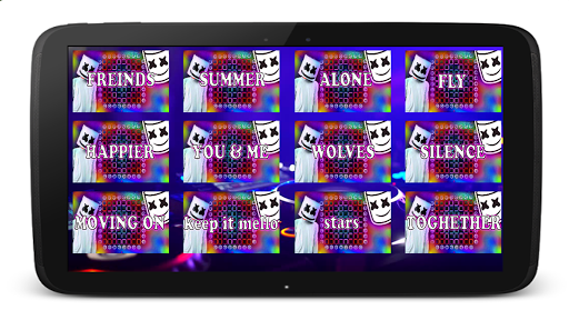 Marchmello Launchpad - EDM Dj beat mixer apkdebit screenshots 8