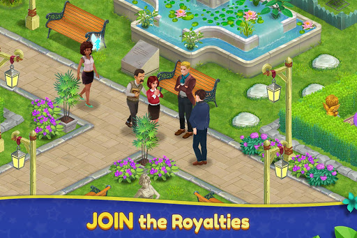 Royal Garden Tales - Match 3 Puzzle Decoration 0.9.6 3
