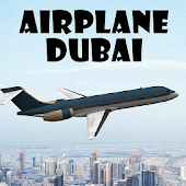 Airplane Dubai