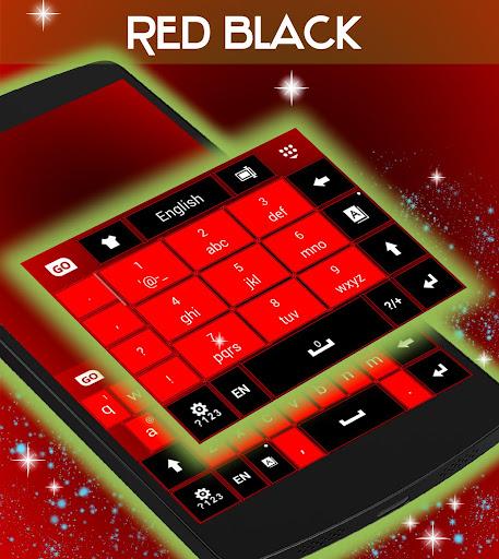 個人化必備免費app推薦|红色黑色键盘主题線上免付費app下載|3C達人阿輝的APP