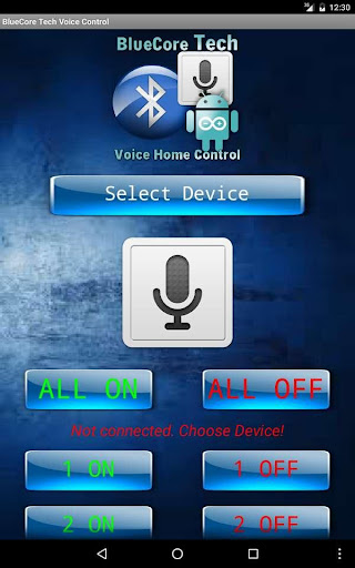 Arduino Voice Control 2.0 screenshots 5