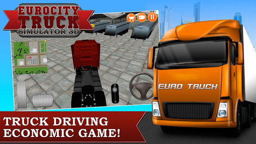 Euro City Truck Simulator 3D