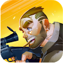 Mental Gun 3D: Pixel Old School icon