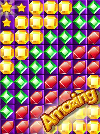 Diamond Bomb Witch New Match 3 1.2 screenshots 1
