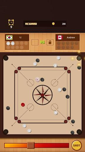 Code Triche carrom champion APK MOD screenshots 5