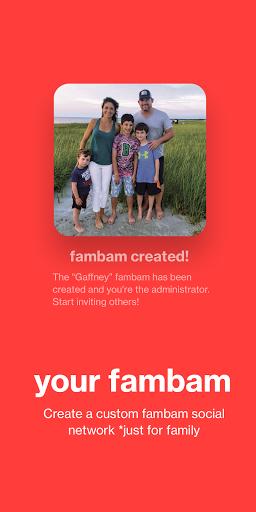 Fambam screenshots 2