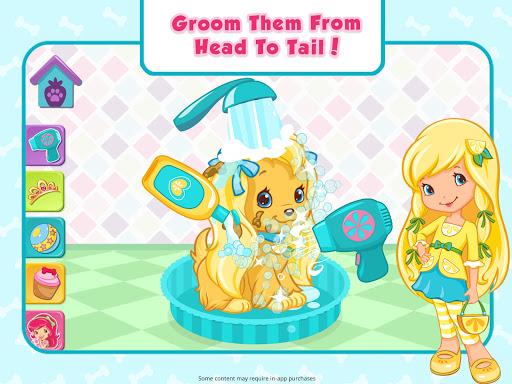 Strawberry Shortcake Puppy Palace android2mod screenshots 7