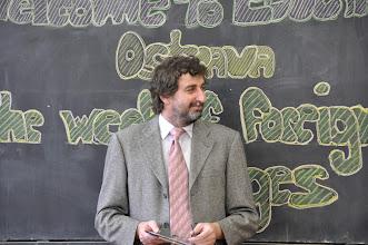 Photo: Headmaster.