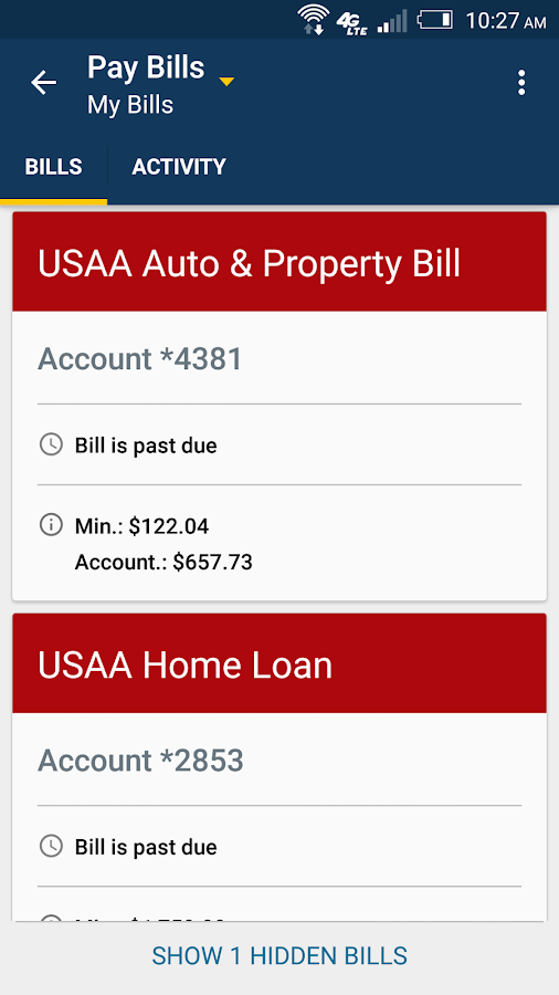 Car Loan Calculator Usaa >> USAA Mobile - Android Apps on Google Play