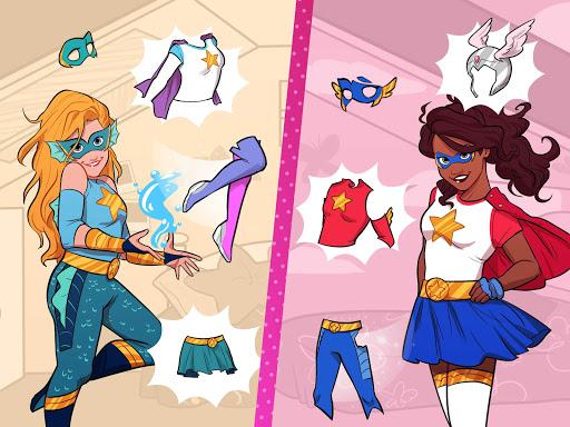 Supergirls - Windstorm & The Splash for PC