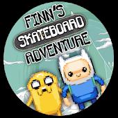 Fin's Skateboard Adventure