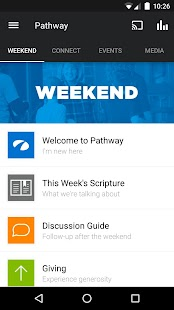 Pathway Church- screenshot thumbnail