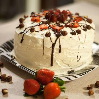 Neapolitan Layer Cake