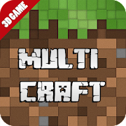 Multicraft: Free Miner Story 3D Game