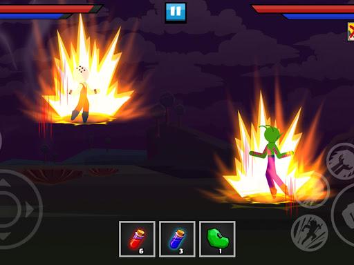 Stickman Battle : Super Dragon Shadow War 1.23 screenshots 11