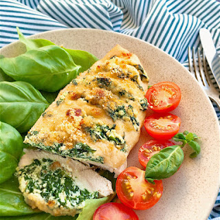 Chicken Spinach Ricotta Cheese Recipes.