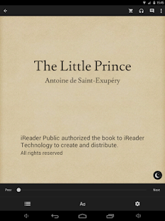 iReader Screenshot