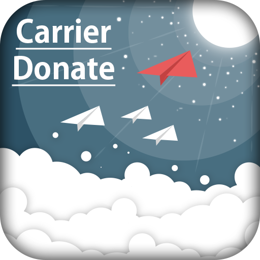 Carrier donate