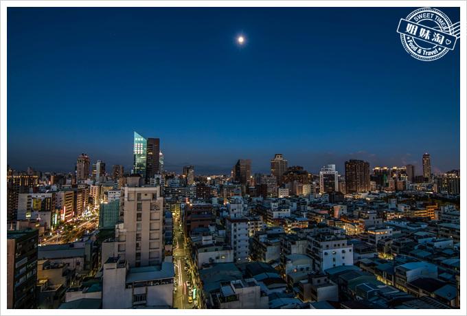 etage 15 高空餐廳月亮