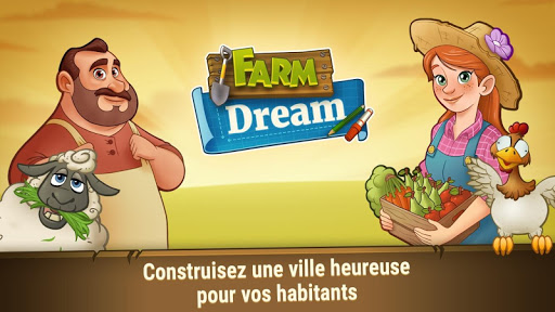 Code Triche Farm Dream - Village Farming Sim APK Mod screenshots 1
