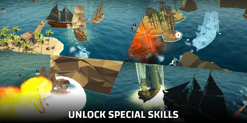 Pirate world Ocean break Screenshot 3