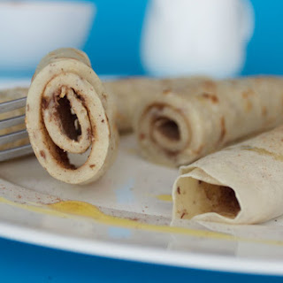 3-Ingredient Vegan Crepes.