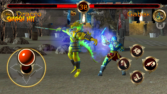 Terra Fighter – The Fighting Games 1