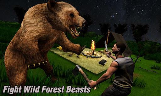 9 Day: Jungle Survival The Ultimate Wild Escape android2mod screenshots 1