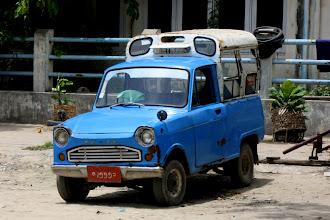 Photo: Year 2 Day 56 - Tuk Tuk in Mandalay