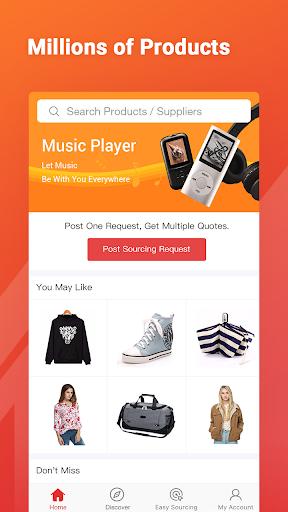 Made-in-China.com - Online B2B Trade App for Buyer 4.07.03 screenshots 1