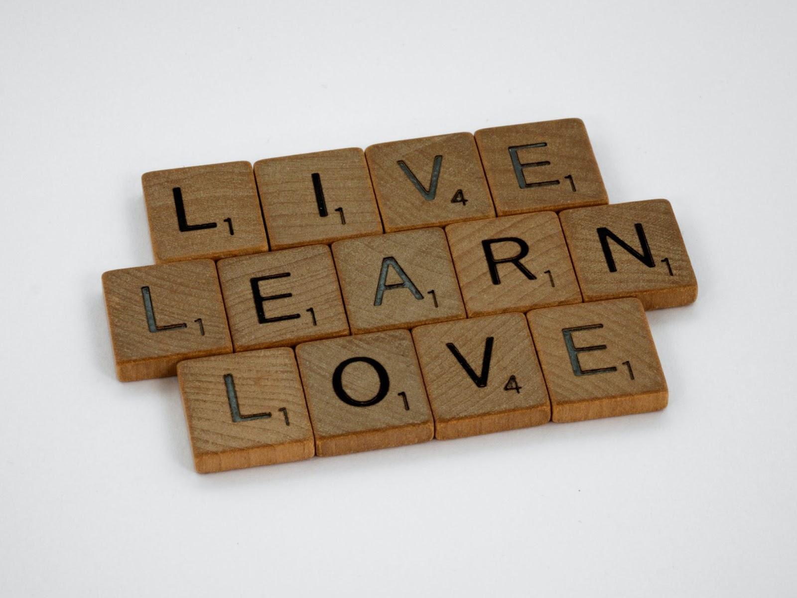 Live, love, learn digital marketing