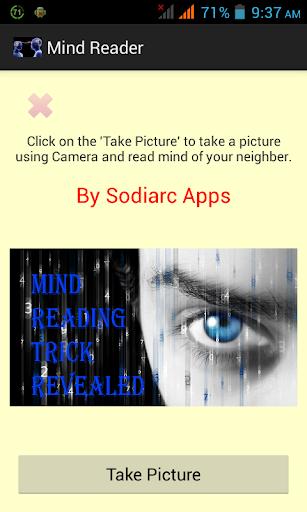 Mind Reader : Read your friend