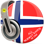 All Norway Radios in One Free