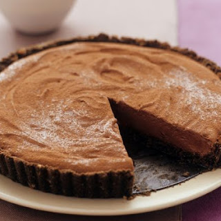 Chocolate Flan.