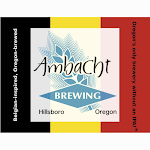 Logo for Ambacht Brewing