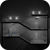 Escape Game Mysterious Emergency Staircase