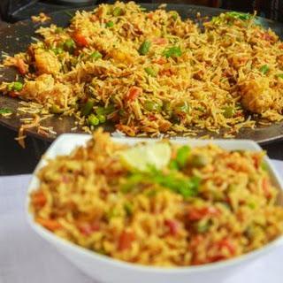 Tawa Pulao – A recipe from streets.