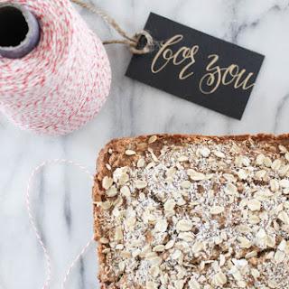Banana Coconut Quinoa Bread. Vegan. Gluten Free.