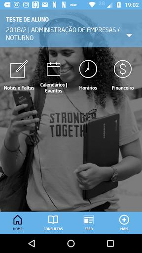 Nova UCSAL Mobile 1.0.0 screenshots 2
