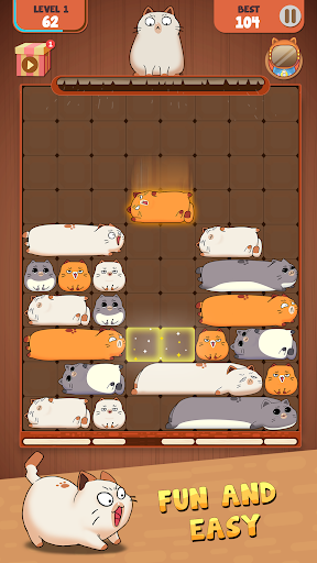 Haru Cats: Slide Block Puzzle filehippodl screenshot 7
