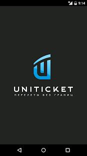 UniTicket - náhled
