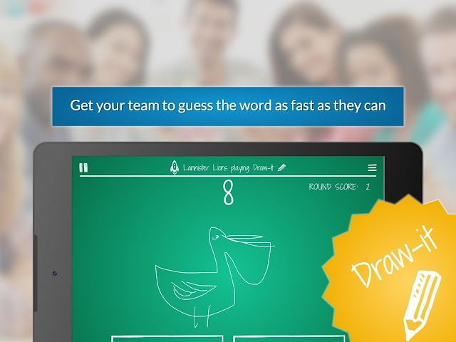 android Brainstorm - a party game Screenshot 5