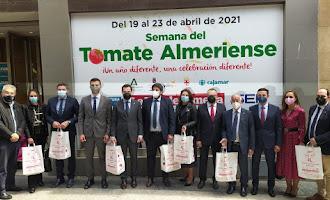 Arranca la Semana del Tomate: así se vive la primera jornada