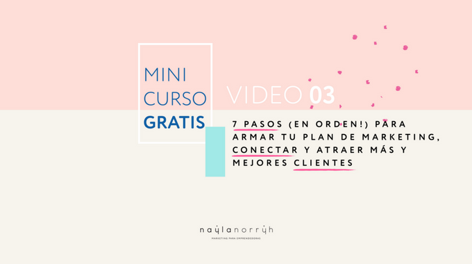 Mini Curso Gratis Video 03
