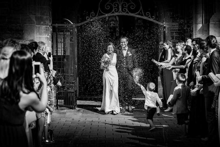 Wedding photographer Patrick Billen (Wondermooi). Photo of 04.09.2019